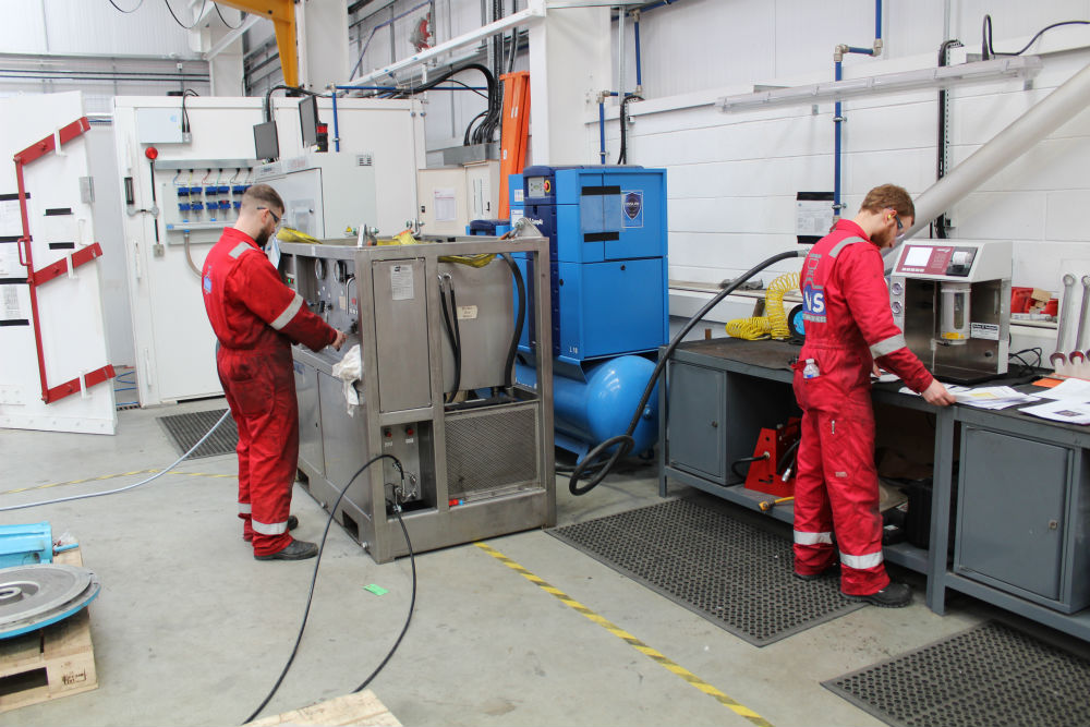Subsea Actuator Inspection, Flushing & Maintenance-image-3