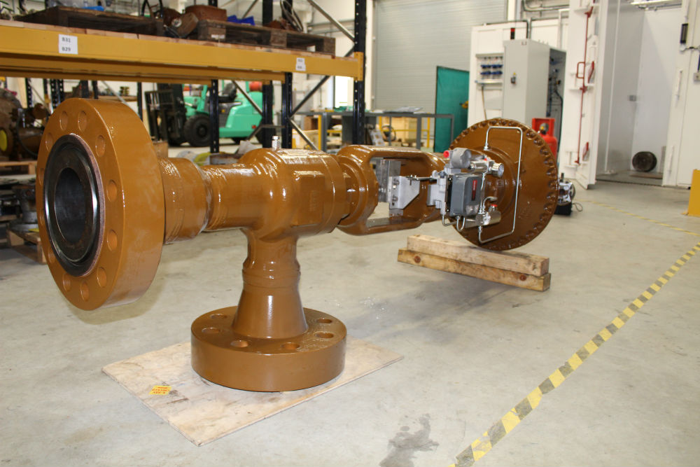 Choke Valve / Fisher 667 Actuator Refurbishment & Modification-image-3