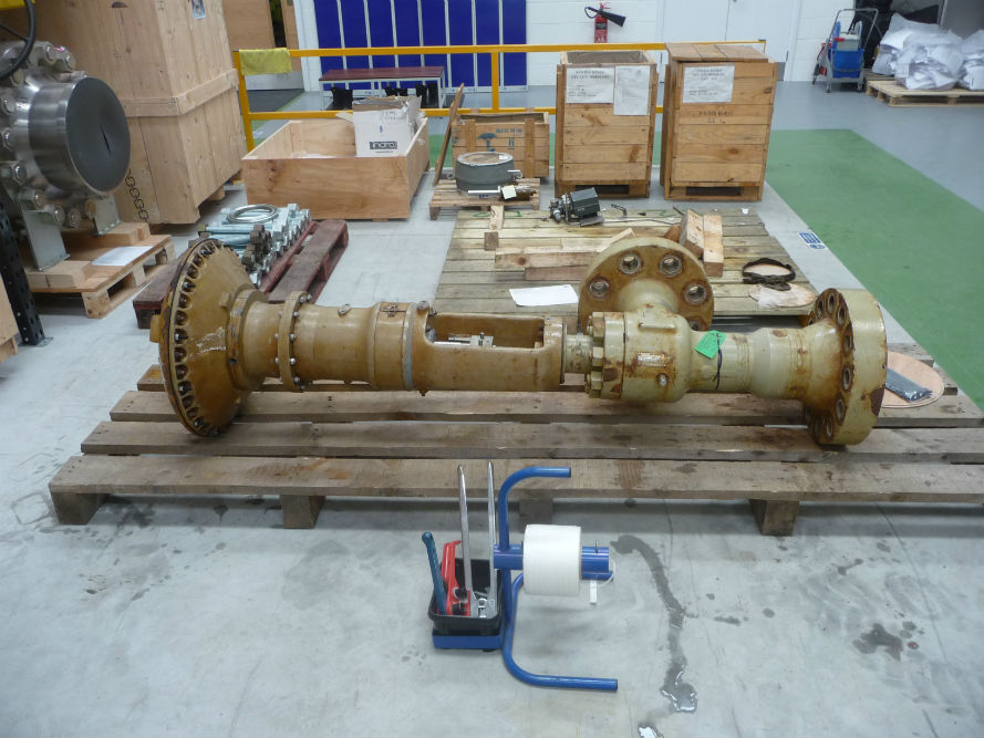 Choke Valve / Fisher 667 Actuator Refurbishment & Modification-image-5